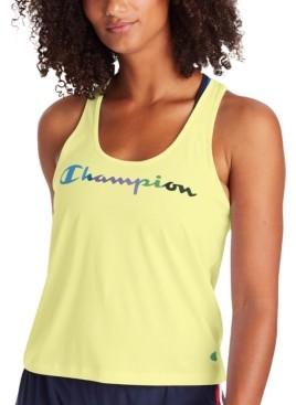 Champion Women's Sport Racerback Tank Top