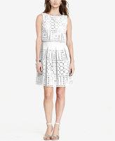 Lauren Ralph Lauren Eyelet Dress