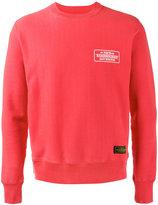 Neighborhood Red Mess With The Best sweatshirt - men - Cotton - S