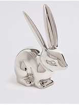 M&S Collection Rabbit Ring Stand