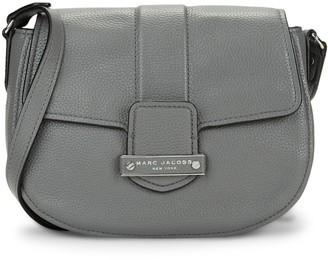 Marc Jacobs Mini Traveler Leather Messenger Bag