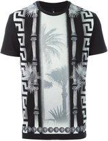 Versus tropical print T-shirt