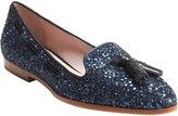Glitter Tassel Loafer
