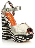 Charlotte Olympia Wild At Heart Platform Sandals