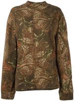 Yeezy printed sweatshirt