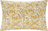 Versace Barocco 14 Pillowcase Pair - White/Gold