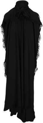 Balenciaga Draped Maxi Dress