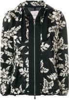 Moncler Morion floral print jacket
