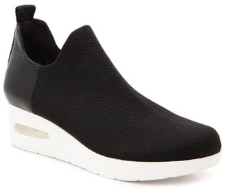 DKNY Alan Wedge Slip-On Sneaker