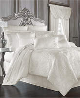 J Queen New York Bianco California King Comforter Set