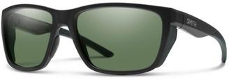 L.L. Bean Men's Adults' Smith Longfin ChromoPop Polarized Fishing Sunglasses