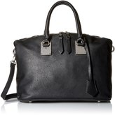 London Fog Smithfield Top Handle Satchel Bag