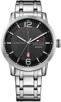 Tommy Hilfiger Men's Casual Sport Stainless Steel Bracelet Watch 44mm 1791215