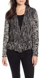 Nic+Zoe Fringe Worthy Jacket