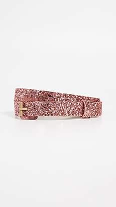 Marc Jacobs The Glittered Belt