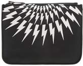 Neil Barrett Wallet Black/white