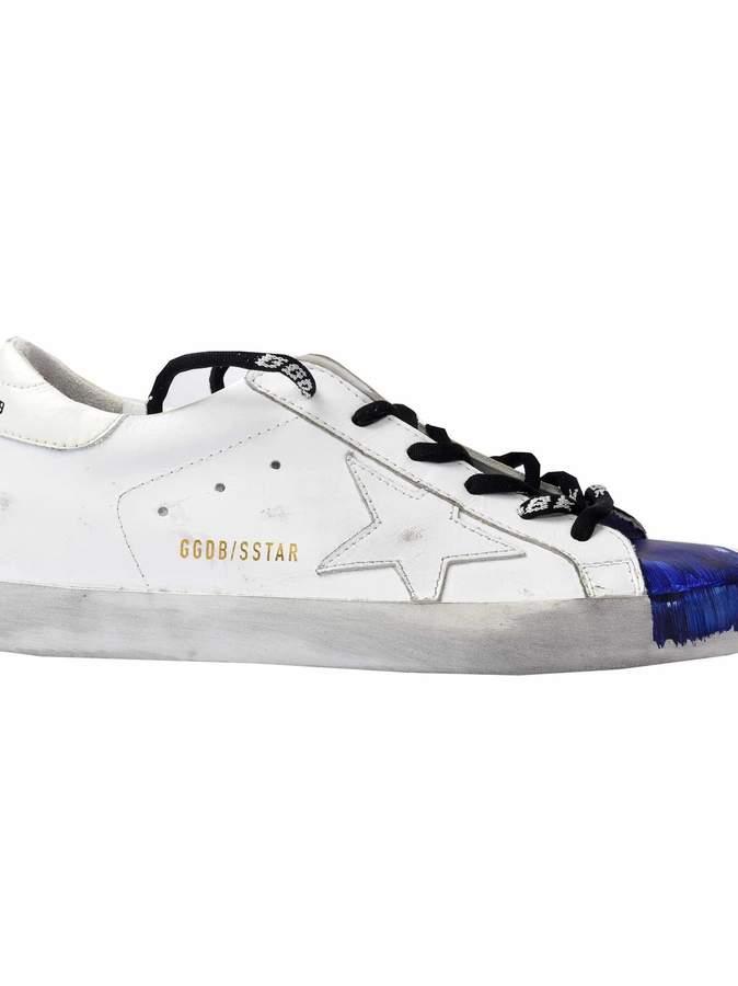 Golden Goose Superstar Low-cut Sneakers
