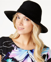 INC International Concepts Crochet Packable Panama Hat, Only at Macy's