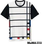 Uniqlo Men Sprz Ny P.mondrian Graphic T-Shirt