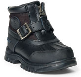 Ralph Lauren Colbey Leather Mid Boot