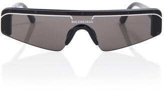 Balenciaga Ski Rectangle sunglasses