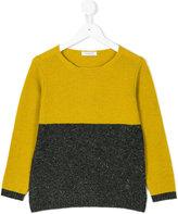 Paolo Pecora colour block jumper