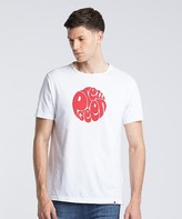 Pretty Green Gillespie Logo T-Shirt