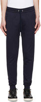 Burberry Navy Haleford Lounge Pants