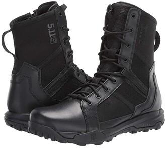 5.11 Tactical A.T.L.A.S 8 Boot SZ (Black) Men's Shoes