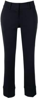 Cambio straight-leg trousers