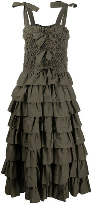 Ulla Johnson Roslyn ruffled cotton dress