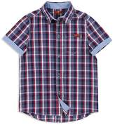7 For All Mankind Boys' Button-Down Shirt - Little Kid, Big Kid