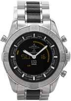 ESQ by Movado Men's 7301132 Aerodyne Ana-Digi GMT Watch