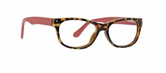 Life is Good Unisex-Adult Cinema Oval Reading Glasses