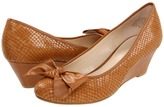 Jones New York Audobon (Light Brown/Light Brown Reptile) - Footwear