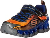 Skechers Flashpod Gore And Strap Light Up Sneaker (Little Kid)