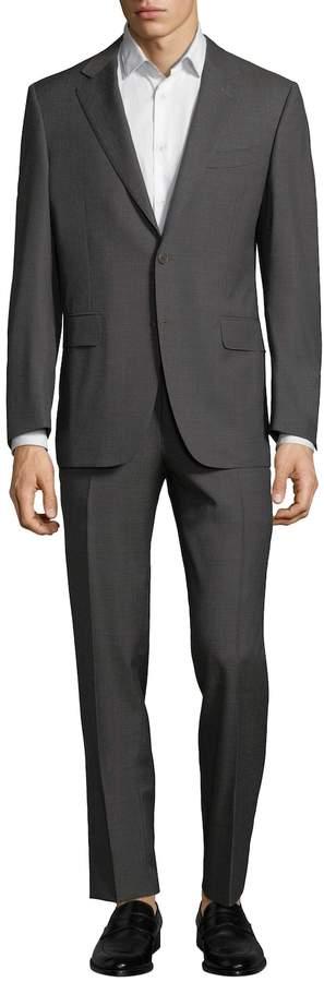 Canali Men's Slim-Fit Wool Suit