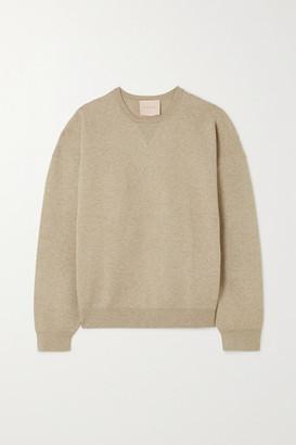 Roksanda Karuo Knitted Sweatshirt - Gold