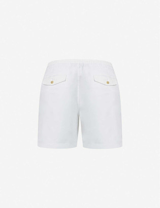 Polo Ralph Lauren Prepster logo-embroidered stretch-cotton shorts