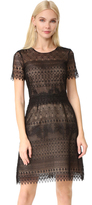 Marchesa Lace Dress