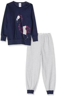 Calida Baby Girls' Toddlers Flamingo_50772 Pyjama Set
