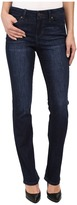 Liverpool Sadie Straight Leg Jeans in Vintage Super Dark