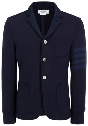 Thom Browne 4-Bar Sleeve Blazer
