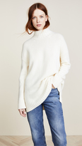 Pringle Roll Collar Sweater