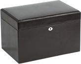 Wolf London Medium Jewelry Box, Cocoa
