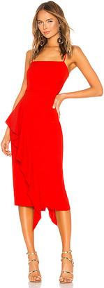 Lovers + Friends Cleo Midi Dress
