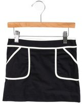 Milly Minis Girls' Colorblock Skirt w/ Tags