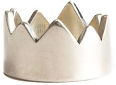 Serge Denimes Spiked Crown Ring