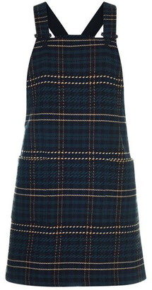 Jack Wills Lilby Wool Dungaree Dress