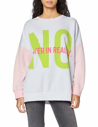Mavi Jeans Women's No Printed Sweatshirt